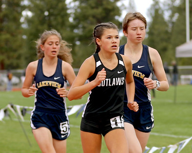 Outlaw Rotary Track @ Reed Stadium 4-28-2018.