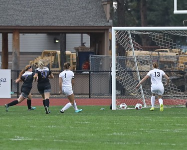 Outlaw Girls Soccer vs Cottage Grove 9-14-2017