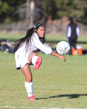 Outlaw Ladies Soccer vs Junction City 10-16-12