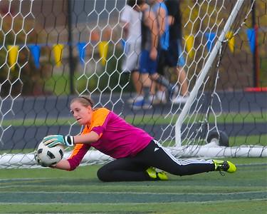 Outlaw Ladies Soccer vs Junction City 10-29-12