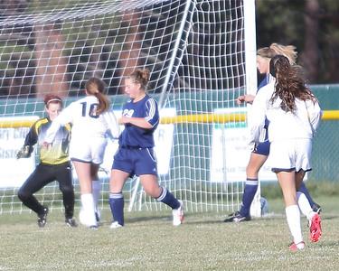 Outlaw Ladies Soccer vs LaPine 10-22-12