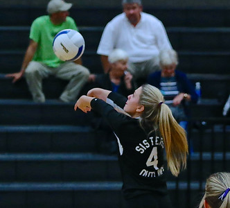 Outlaw JV Volleyball vs Junction City 9-30-14