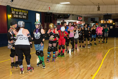 Outlaws Roller Derby 8/7/16