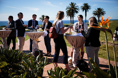 The Visit California Outlook Forum at Terranea Resort in Rancho Palos Verdes, California, February 11, 2019.