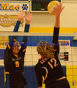 MFL MarMac volleyball - Central