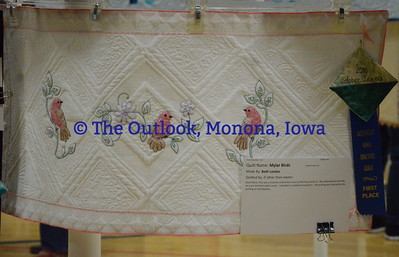 October Jewels Quilt Show