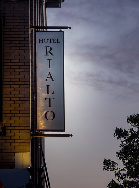 Commercial - Rialto Twilight