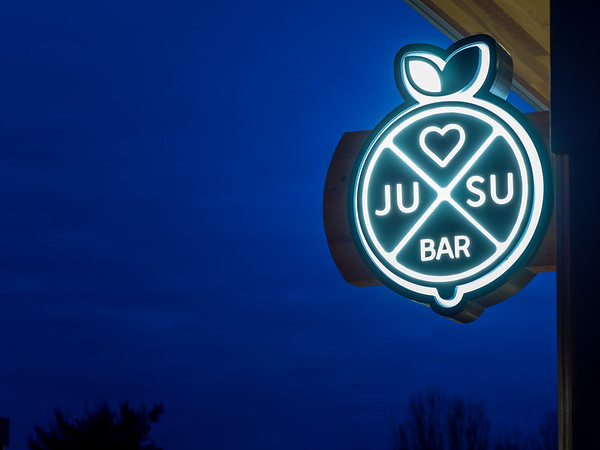 Commercial - Jusu Bar