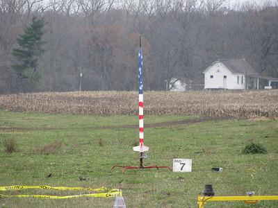 Rocket 1. John Lambros photo.