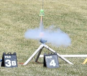 Greg Smith's Flying Fun Bird on a D12-5.
