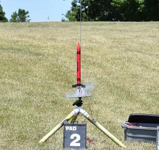 Chris Deem's Rocket Red on a B4-2.