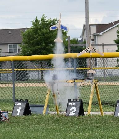 June 22,2018 IAI Spacecamp launch at St. Joseph