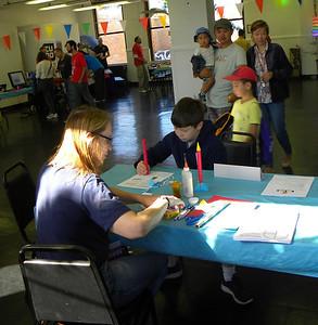 Mini Makers Faire 9-21-2013