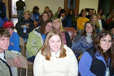 Campus Crusade Outreach Event