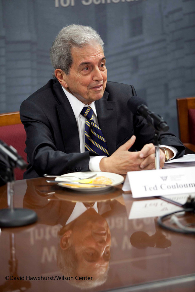 Media Breakfast briefing<br /> <br /> Speaker(s): Theodore Couloumbis,