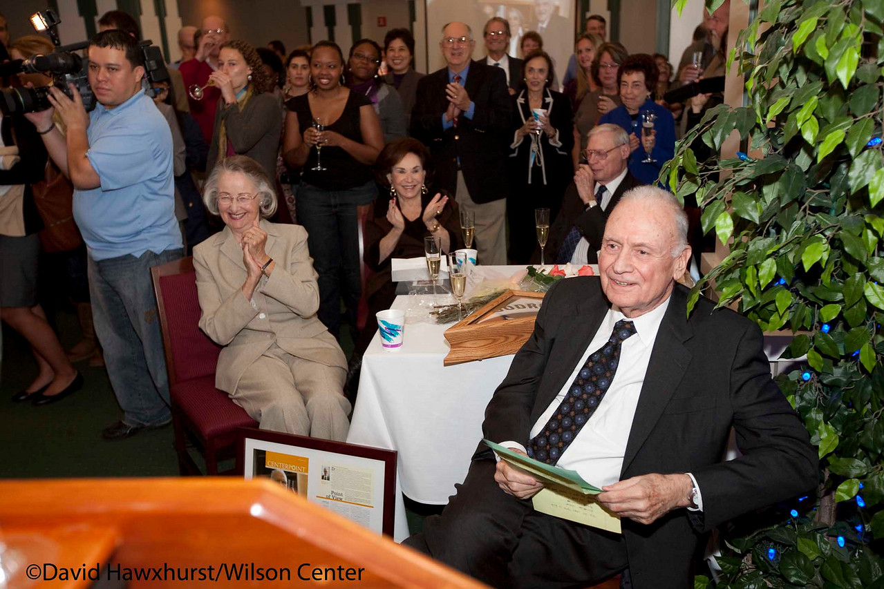 Celebration of the Leadership of Lee H. Hamilton and<br /> The Woodrow Wilson Center