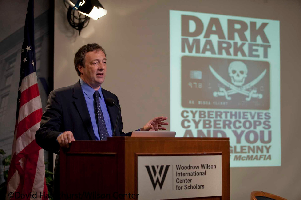 Book Launch: DarkMarket: Cyberthieves, Cybercops and You<br /> <br /> Speaker(s): Misha Glenny, Tom Gjelten