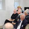 Ultrasound machine donated be the Knights of Columbus and the Diocese of Rochester blessed during a ribbon-cutting ceremony at His Branches Health Services in Rochester.
