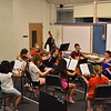 Lakeland Summer Strings Rehearsal