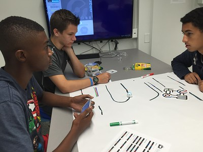 Engineering Design Camp