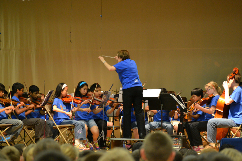 Lakeland Strings Field Trip 2014