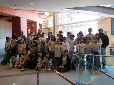 2012 Lakeland Strings to NJPAC and School Performance