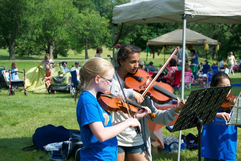Lakeland Youth Symphony with Morris Arts