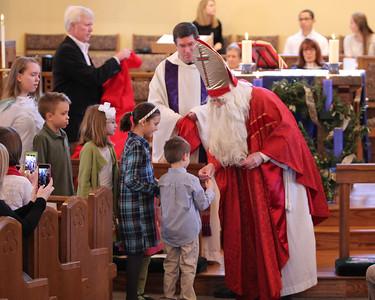 St. Nicholas Sunday 2015