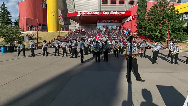 Band of Outriders at The Steps