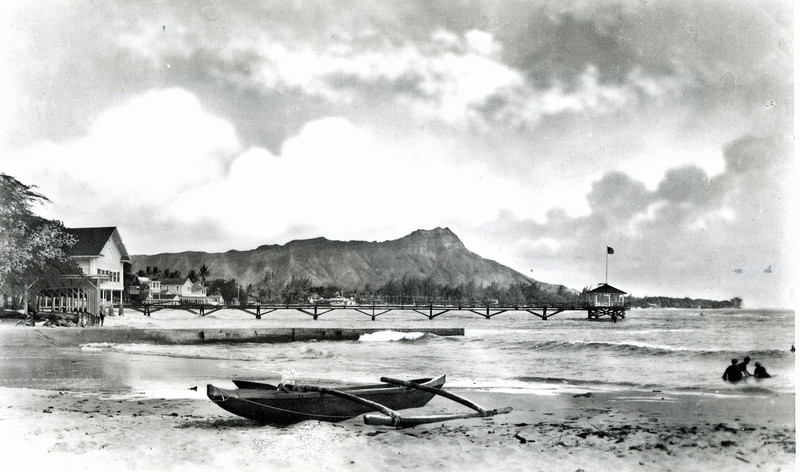 Diamond Head c1917