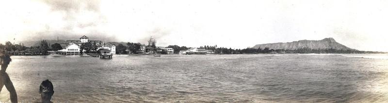 Waikiki 1914-15