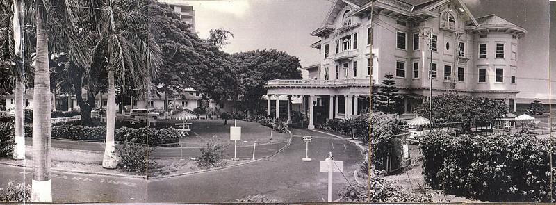 Waikiki Elks Club c1956-57