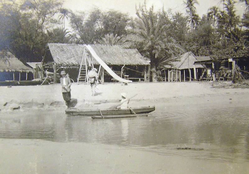 Outrigger Canoe Club 1914