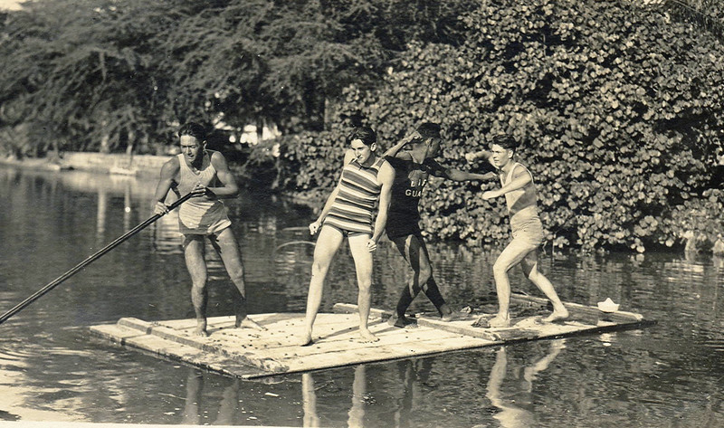 1920s The Lagoon