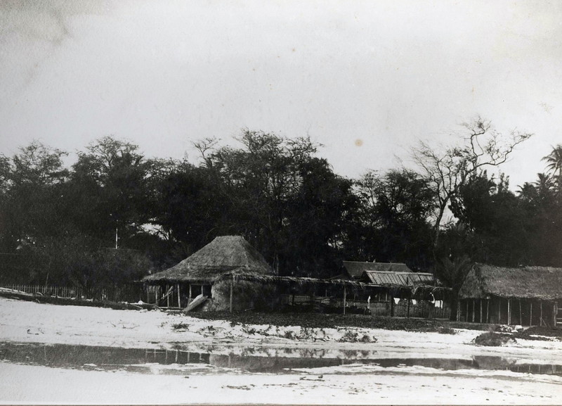 Outrigger Canoe Club c1908
