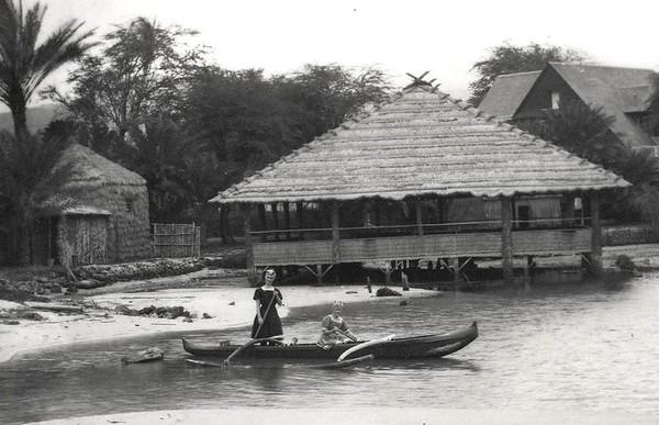 Outrigger Canoe Club 1910