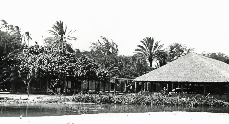 Lagoon and Pavilion OCC c1912