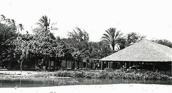 Lagoon and Pavilion OCC c1912