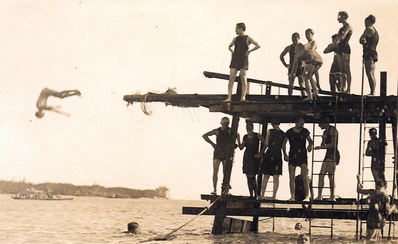 OCC Diving Platform