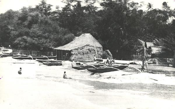 Outrigger Canoe Club 1908