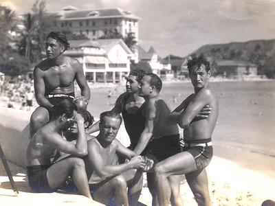 Beach Boys 1933-35
