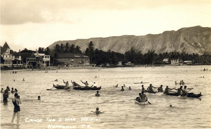 Canoe Racing