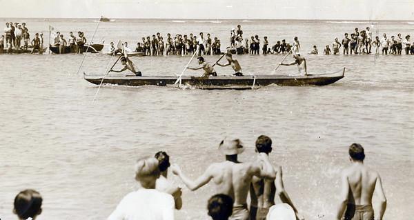 OCC Canoe Racing