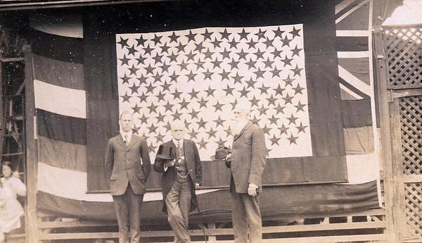 OCC World War I Service Flag