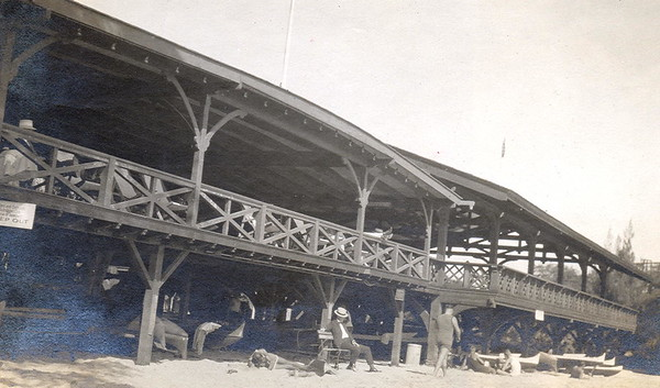 OCC Clubhouse 1916