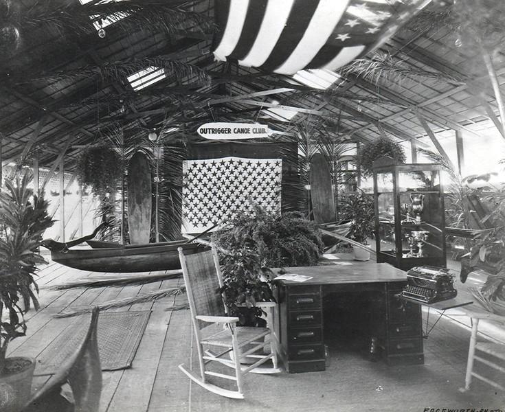 OCC Pavilion WW I