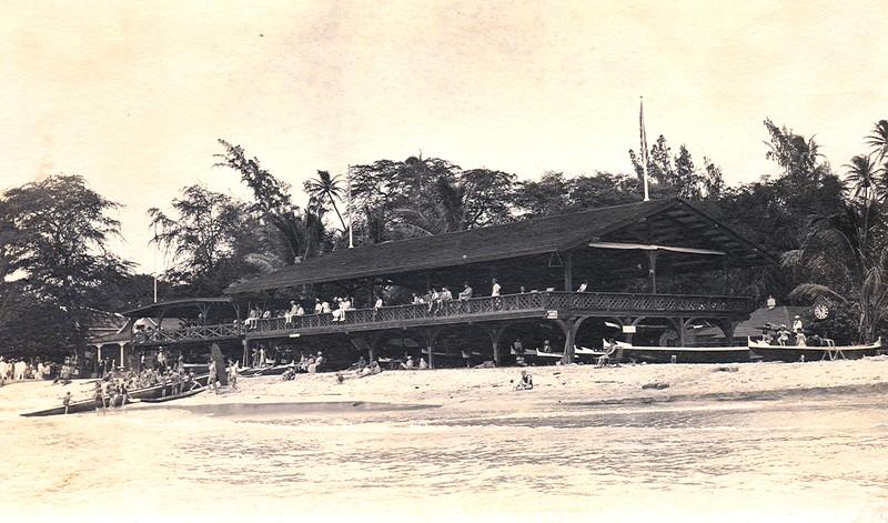OCC Pavilion 1915