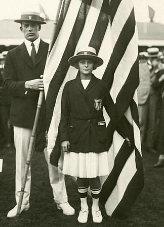 Olympics Aileen Riggin (Soule) 1920, 1924