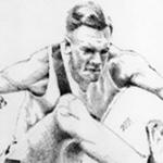 Olympian John Jack Watt 1920