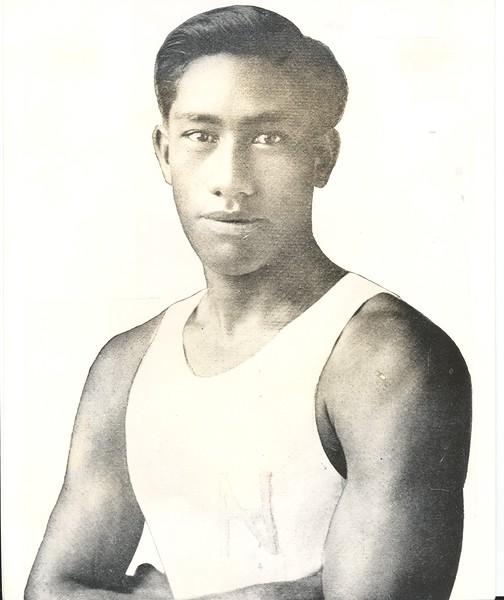 Olympian Duke Kahanamoku